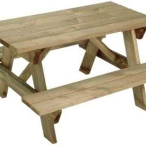 Kinderpicknicktafel