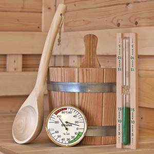 Toebehoren sauna's